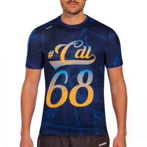 maillot athletisme manches courtes homme
