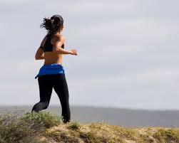 le running est la façon de réagir face au stress