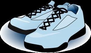 Pour un équipement de course à pied les chaussures sont importantes