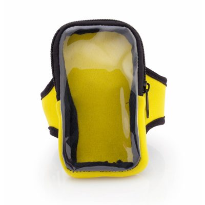 bracelet sport jaune