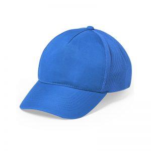 casquette sport bleu