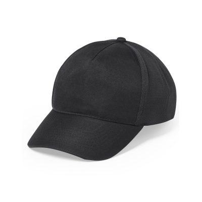 casquette sport noir