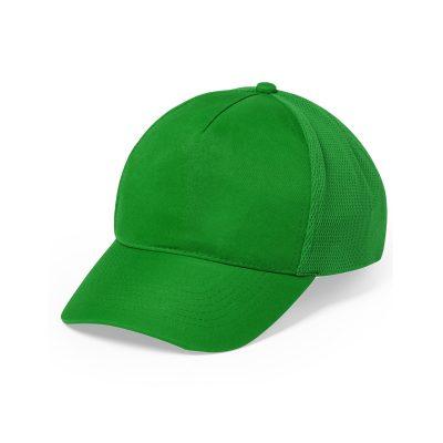 casquette sport vert
