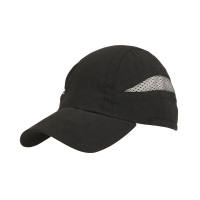 casquette technique noir