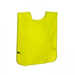 chasuble organisation jaune