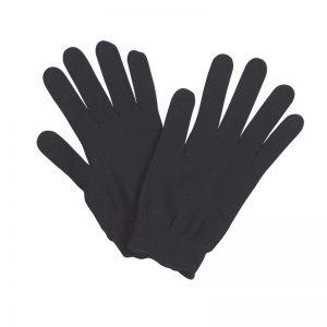 gants running noir