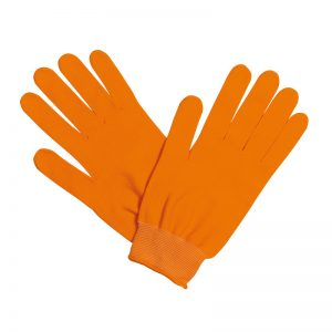 gants running orange