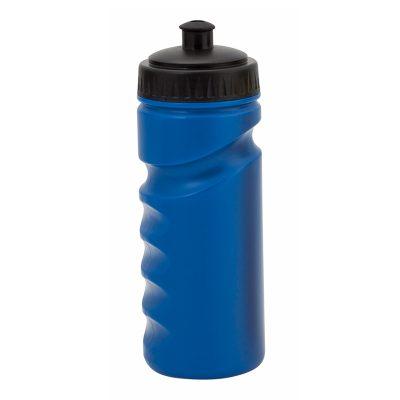 bidon sport bleu