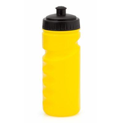 bidon sport jaune