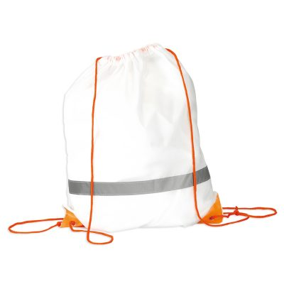 sac a dos coureur orange