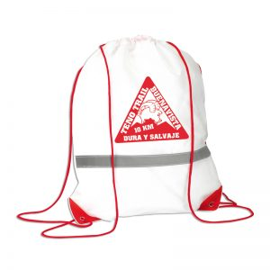 sac a dos coureur rouge