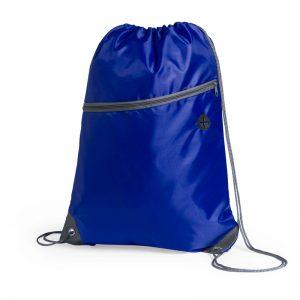 sac a dos running avec poche bleu