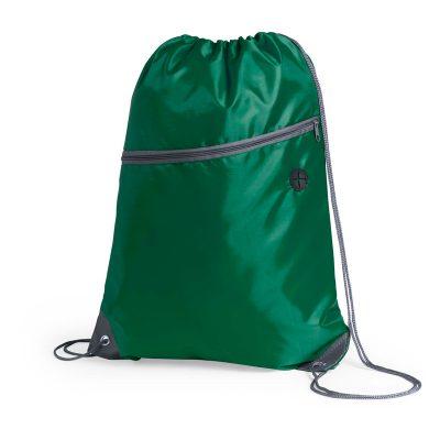 sac a dos running avec poche vert