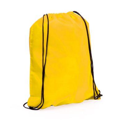 sac a dos running jaune