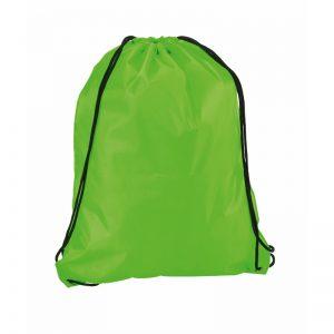 sac a dos running vert fluo