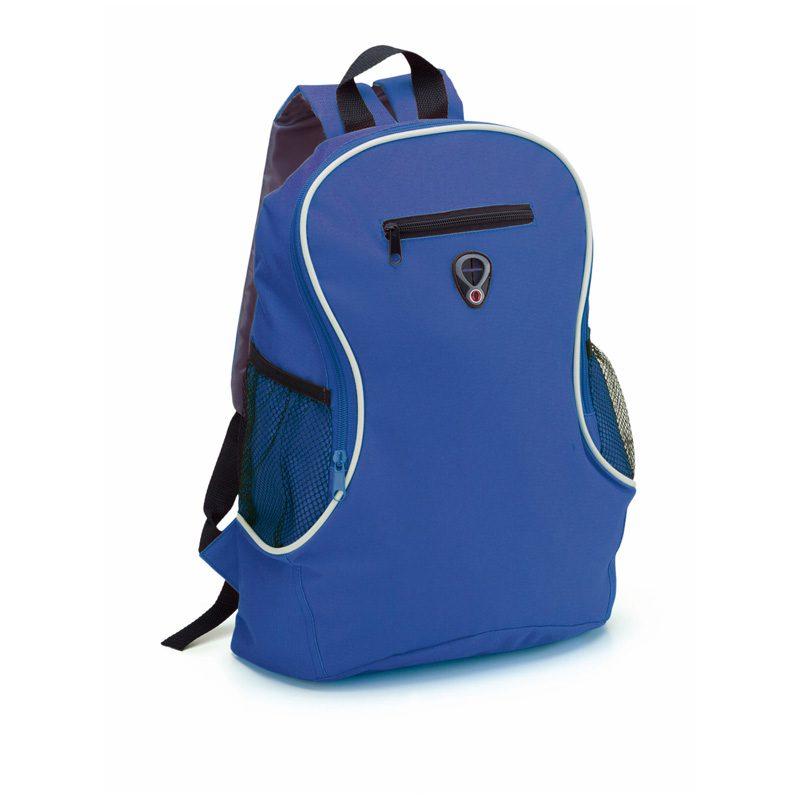 sac a dos sport bleu