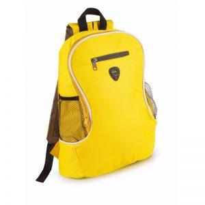 sac a dos sport jaune