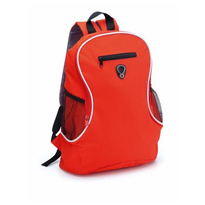 sac a dos sport rouge