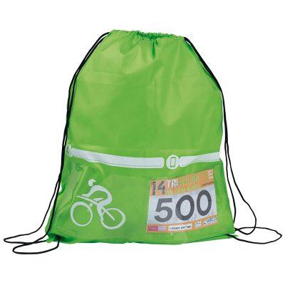 sac a dos triathlon vert
