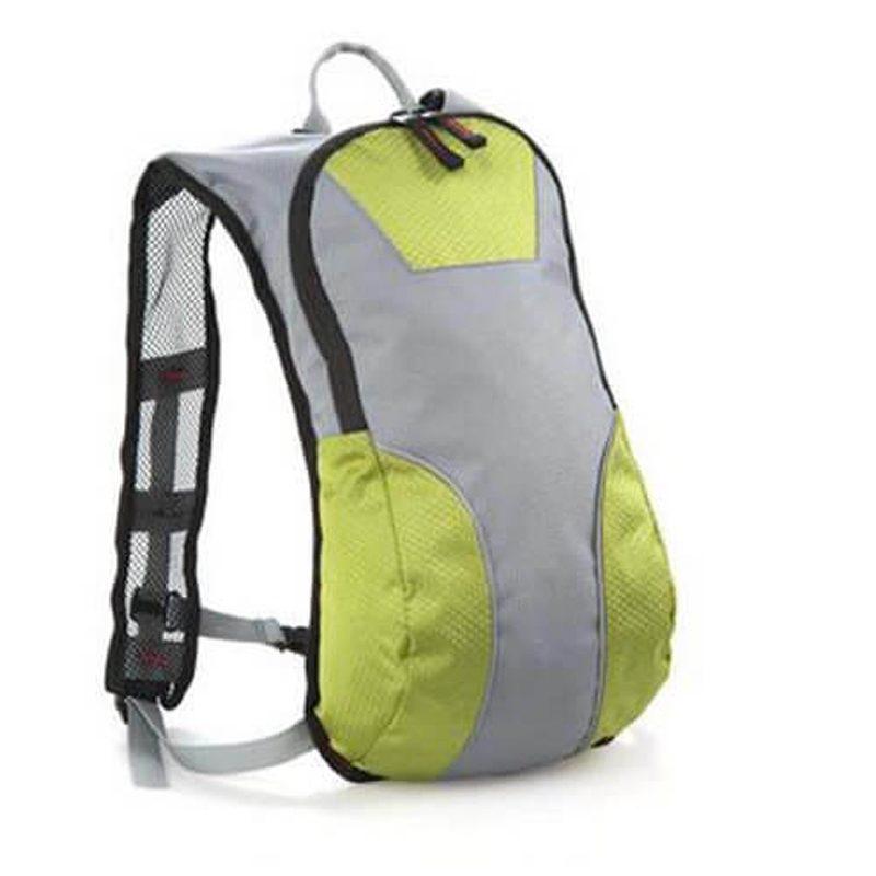 sac a dos sport vert gris