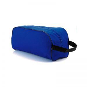sac porte chausures bleu