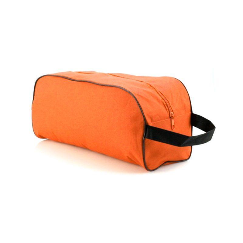 sac porte chausures orange