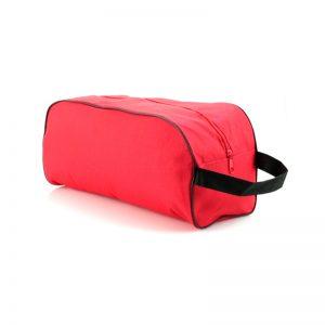 sac porte chausures rouge