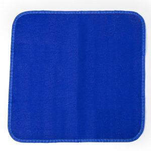 tapis triathlon bleu