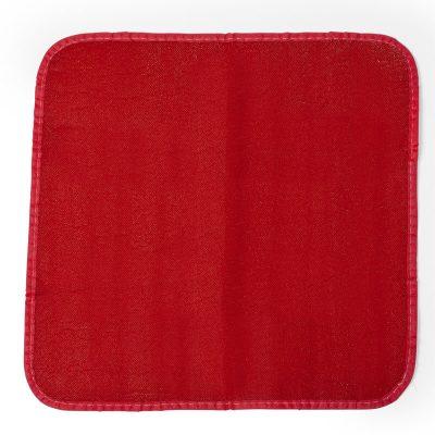 tapis triathlon rouge
