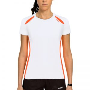 Maillot technique runnek wave blanc femme