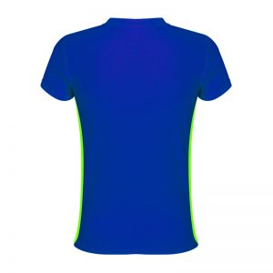 Maillot technique runnek wave bleu femme