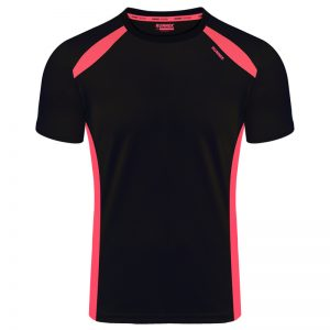 Maillot technique runnek wave noir