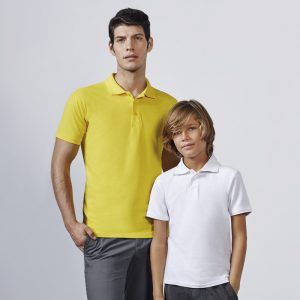 Polo coton homme photo