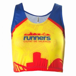 brassiere athletisme runnek 1 face