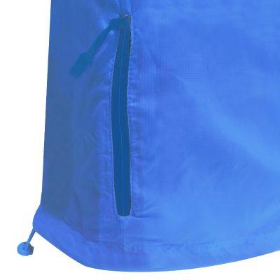 gilet technique runnek evo bleu electrique poche zip