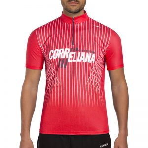 maillot athletisme trail runnek homme