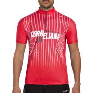 maillot athletisme trail runnek homme