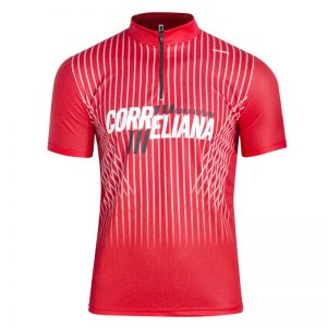 maillot athletisme trail runnek homme face