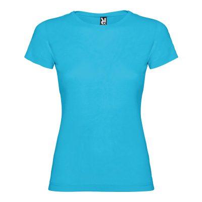 maillot coton femme bleu turquoise