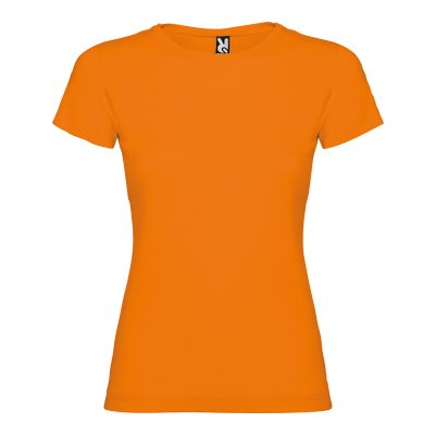 maillot coton femme orange