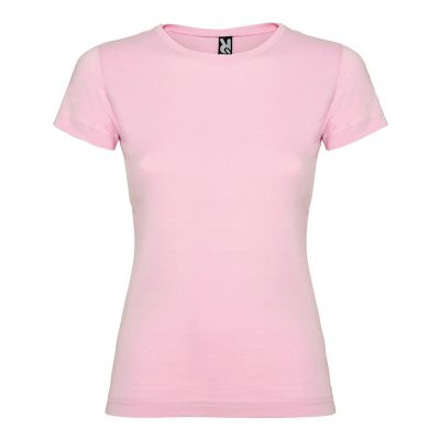 maillot coton femme rose clair