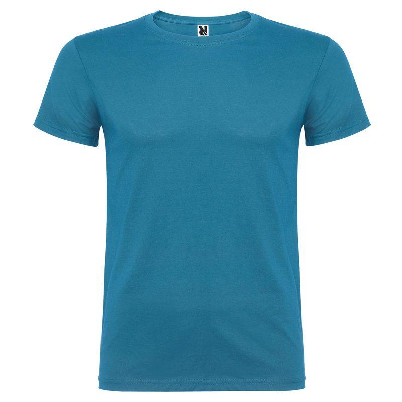 maillot coton homme bleu ocean