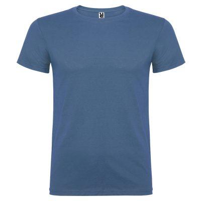 maillot coton homme blu denim