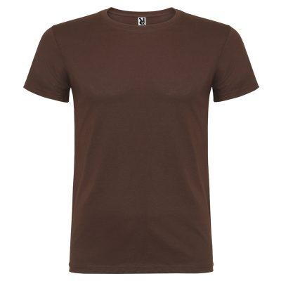 maillot coton homme marron