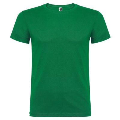 maillot coton homme vert bouteille