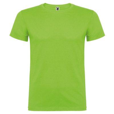 maillot coton homme vert flash