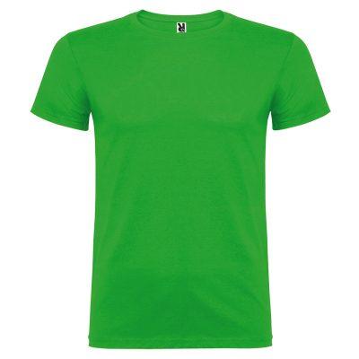 maillot coton homme vert praieie
