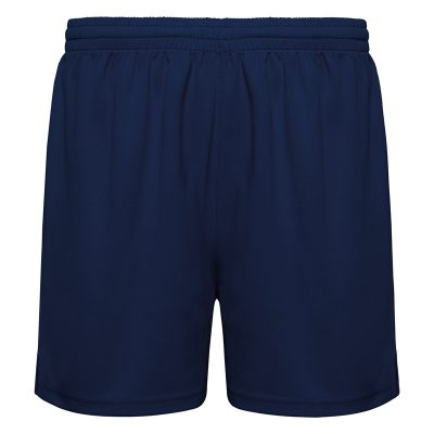 pantalon technique court runnek bleu navy