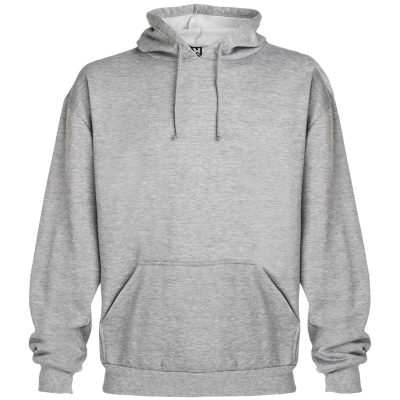 sweat shirt coton gris