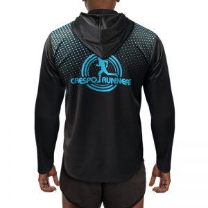 veste athletisme runnek avec capuche